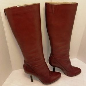 EUC. Anne Klein Maadroa Knee High Boots. Size 7.5